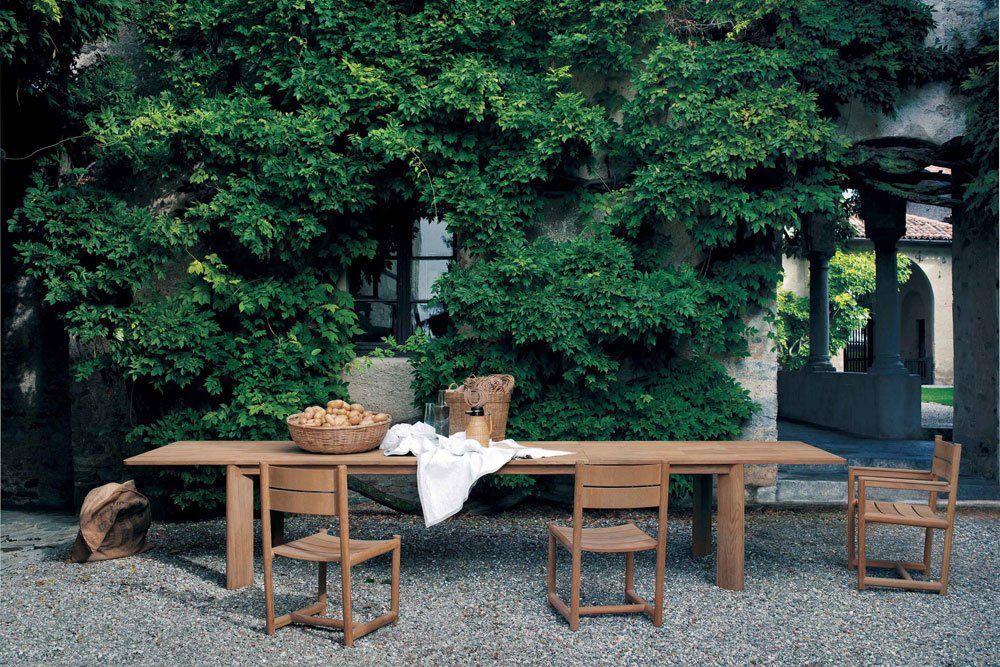 Table Brick design Gordon Guillaumier, 2013 - Outdoor Tables: Table Brick By Roda