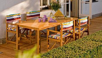 Tisch Cabin