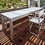 Tisch Pada Alta