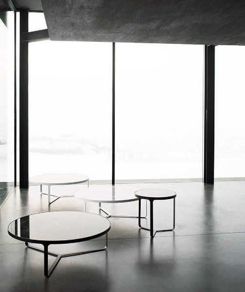 New Northern Europe Small Coffee Table Size Combination Of: Small Tables: Small Table Cage By Tacchini
