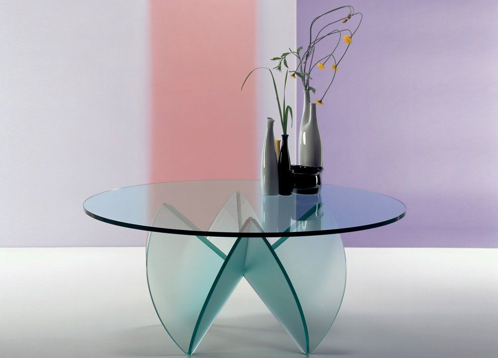 Tavolino Rosa del deserto
