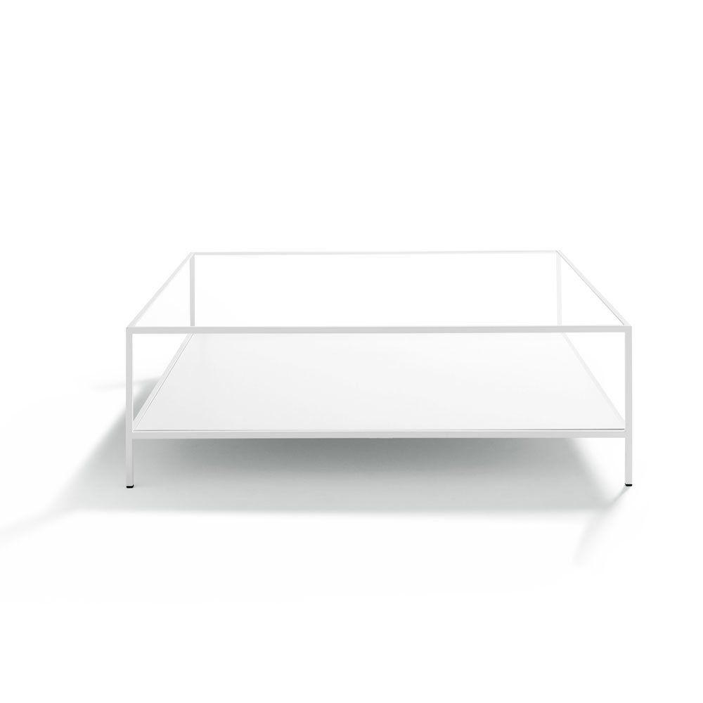 Tavolino Quadrato Espositore