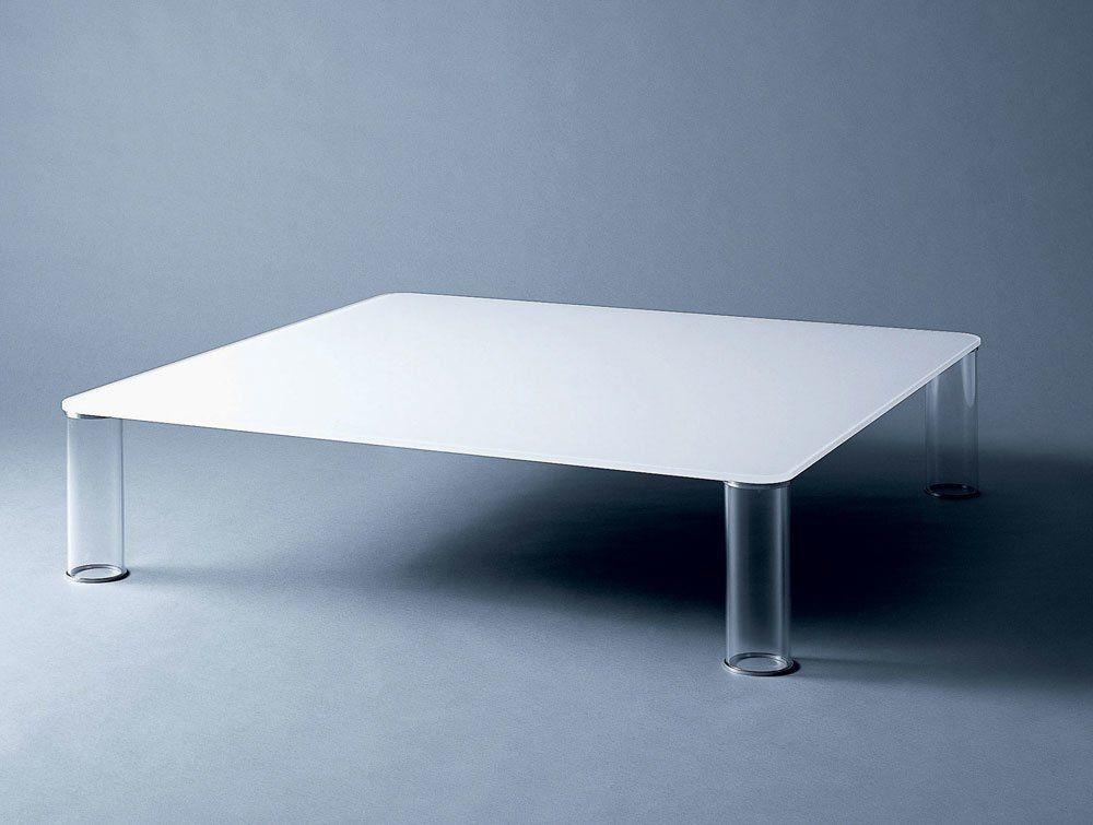 Tavolino Pipeline - versione rettangolare