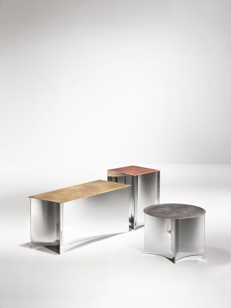 Small Tables Small Table Alchemy By De Castelli