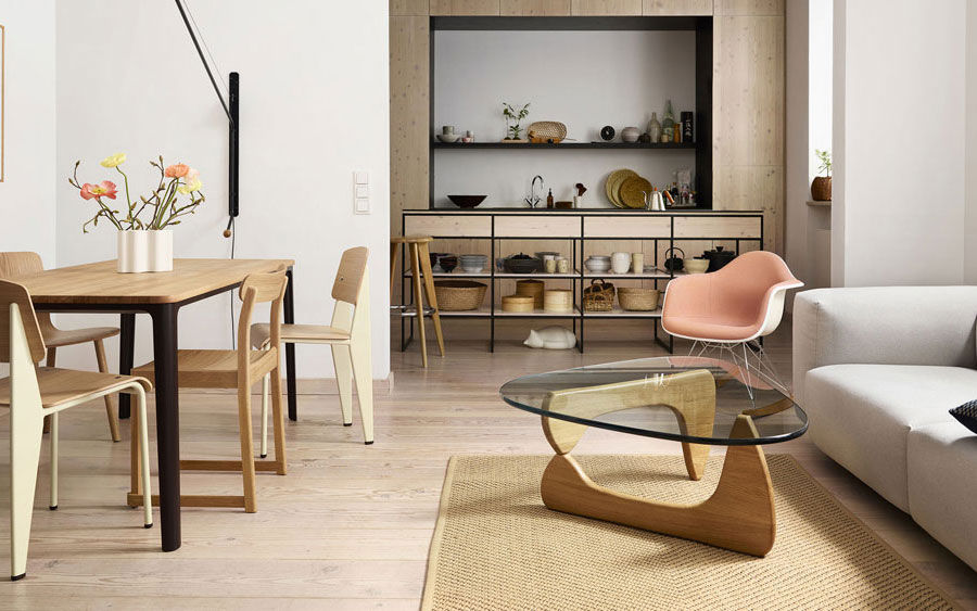 Small Tables Table Coffee By Vitra