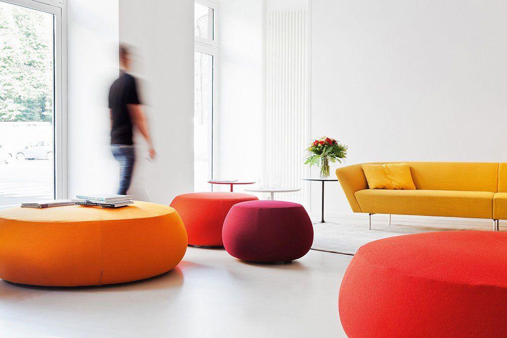 Arper Beistelltische Beistelltisch Pix Designbest Magnificent Arper Pix Pouf