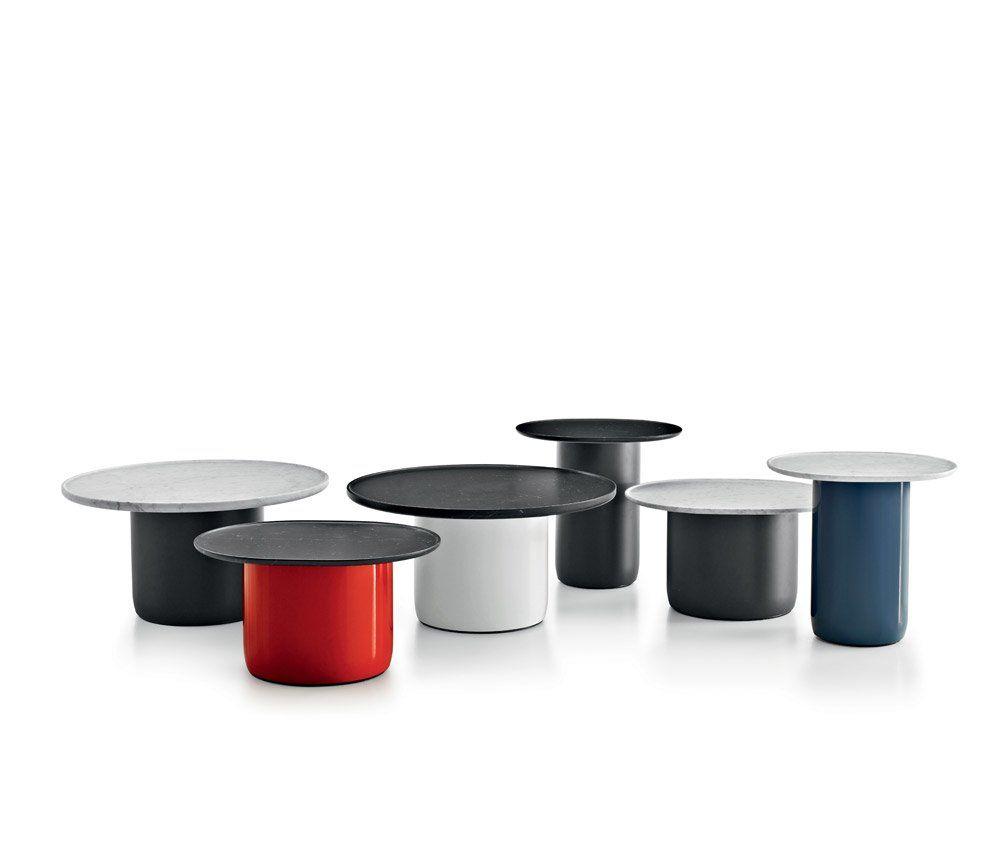 b b italia beistelltische beistelltisch button table designbest. Black Bedroom Furniture Sets. Home Design Ideas