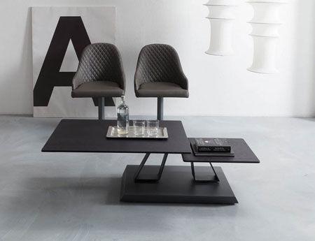 Ozzio italia tavoli e sedie sgabelli e consolle designbest