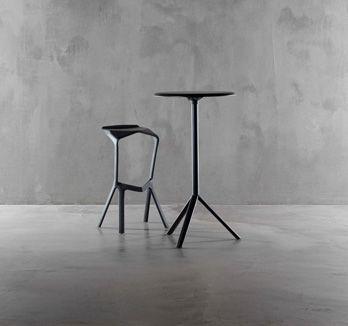 Petite table Miura