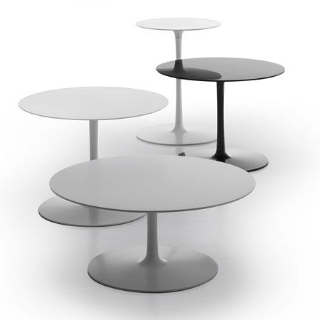 Beistelltisch Flow Low Table