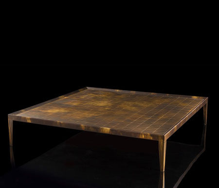 Tavolino D-Code