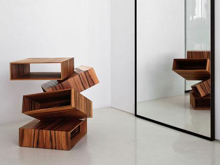 Small Table Balancing Boxes