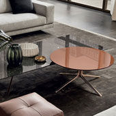 Petite table Mondrian