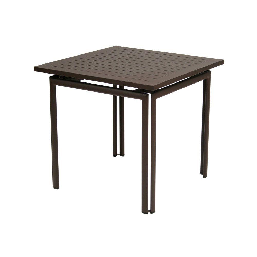 fermob kleine tische f r den garten tisch costa designbest. Black Bedroom Furniture Sets. Home Design Ideas