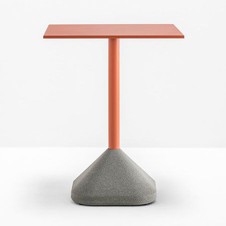 Small Table Concrete