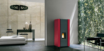 Termostufa Ecofire® Martina New Idro