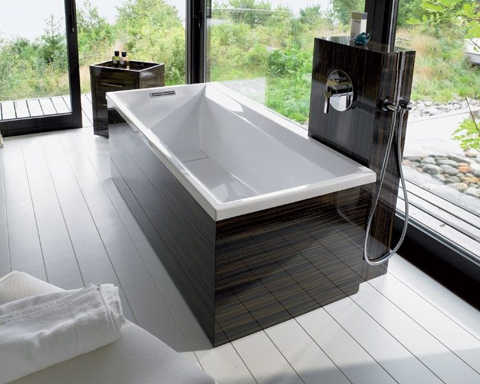 Catalogue baignoire 2nd floor duravit designbest for Catalogue baignoire