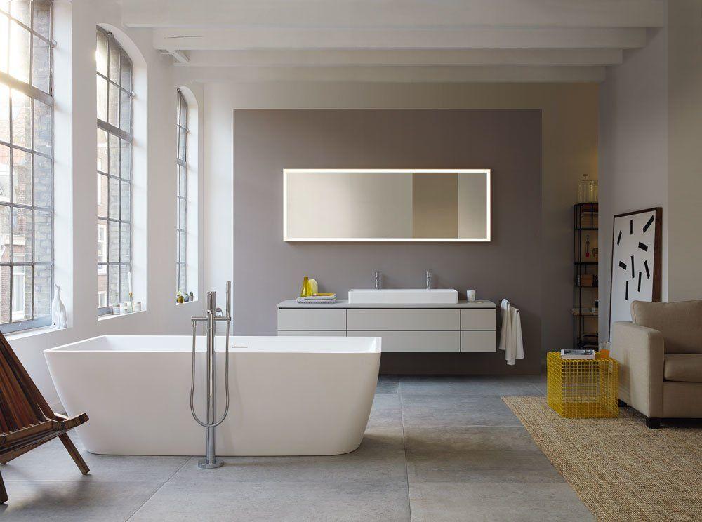 Bathtubs: Bathtub Durasquare by Duravit