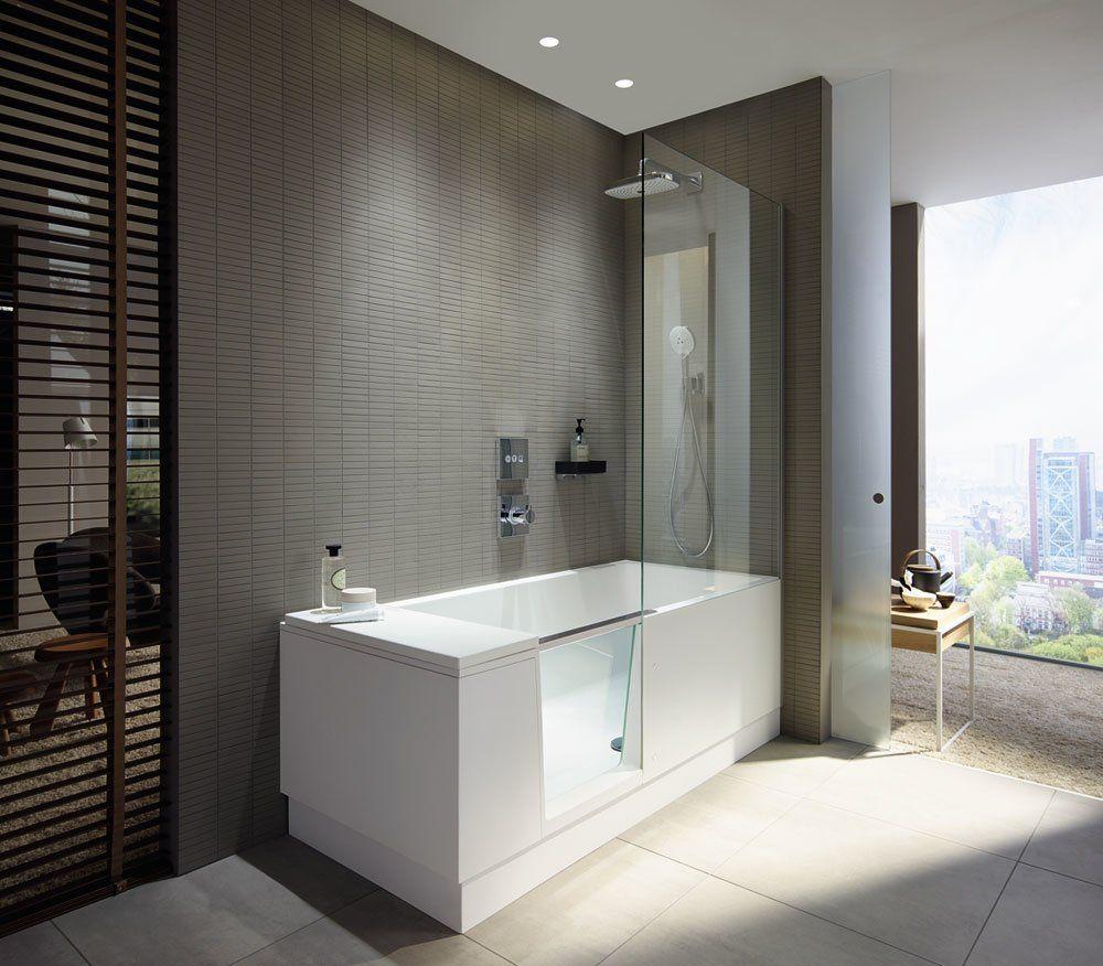 Vasca Shower + Bath