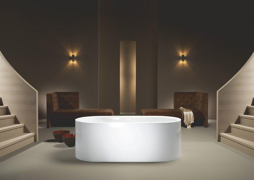 Kaldewei Badewannen Badewanne Centro Duo Oval Freestanding | Designbest