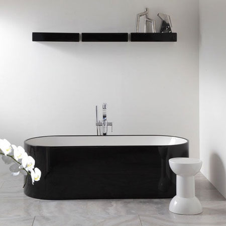 Bathtub Oval Bicolor