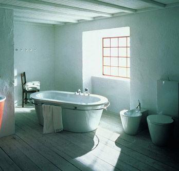 Badewanne Philippe Starck Edition 1
