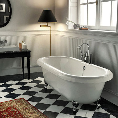 Bathtub Old America