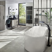 Bathtub Centro Duo Oval