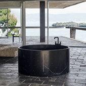 Bathtub In-Out Marmo