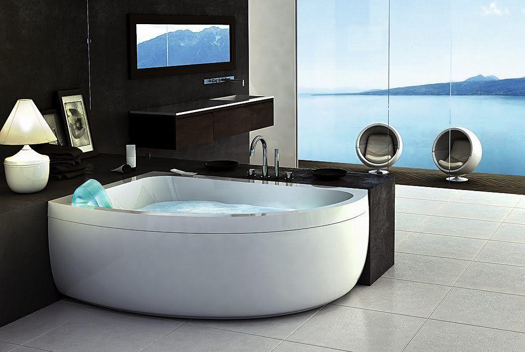Vasche Da Bagno Da Incasso Jacuzzi : Vasca idromassaggio aquasoul offset da jacuzzi designbest