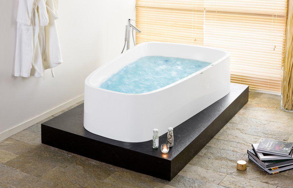 Vasca Da Bagno Hoesch : Hoesch hydromassagewannen whirlpool badewanne singlebath duo