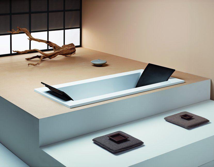 hoesch hydromassagewannen whirlpool badewanne zero designbest. Black Bedroom Furniture Sets. Home Design Ideas