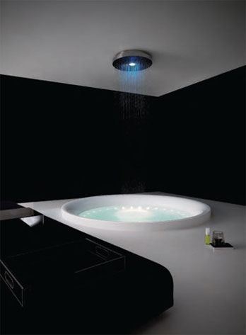 Whirlpool Bathtub Geo 180 Built-In