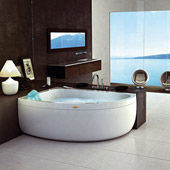 Whirlpool Bathtub Aquasoul Offset