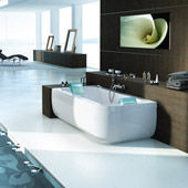 Whirlpool Bathtub Aquasoul Double