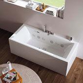 Whirlpool bathtub Wilmotte