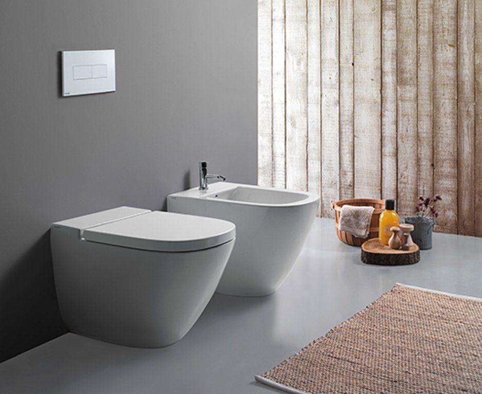 Vasca Da Bagno Globo Paestum : Wc e bidet stockholm da ceramica globo designbest