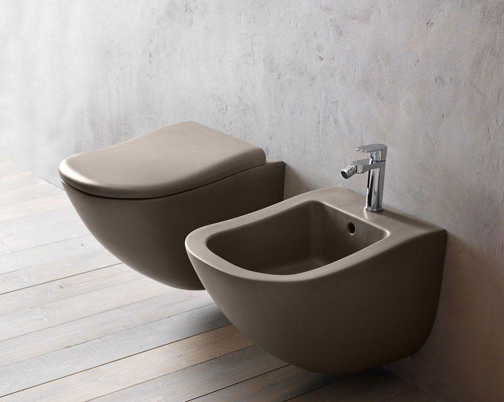 Ceramica Cielo wc and bidets: wc and bidet fluidceramica cielo