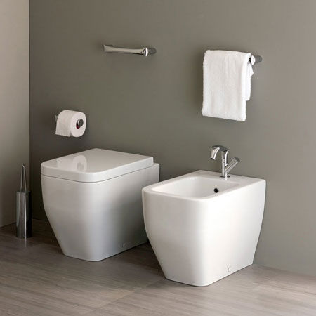 Wc and bidet Terra