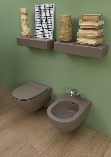 WC und Bidet App