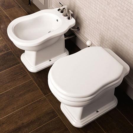 WC und Bidet Efi