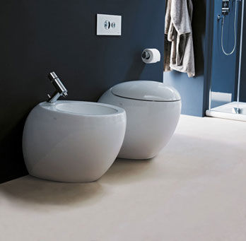 Wc e bidet Alessi One [a]