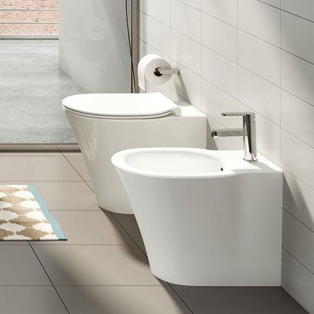 Wc e bidet Connect Air