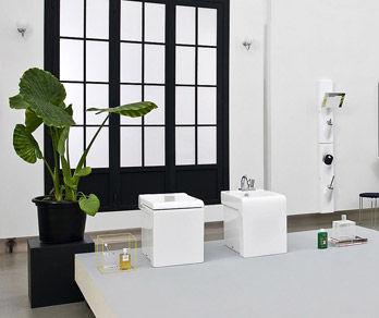 WC und Bidet La Fontana