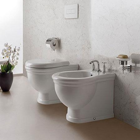 WC et bidet Paestum
