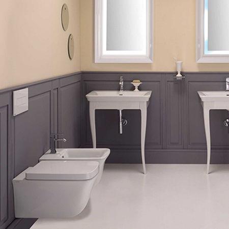 WC et bidet Relais