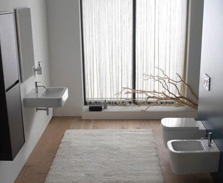 WC und Bidet Classic