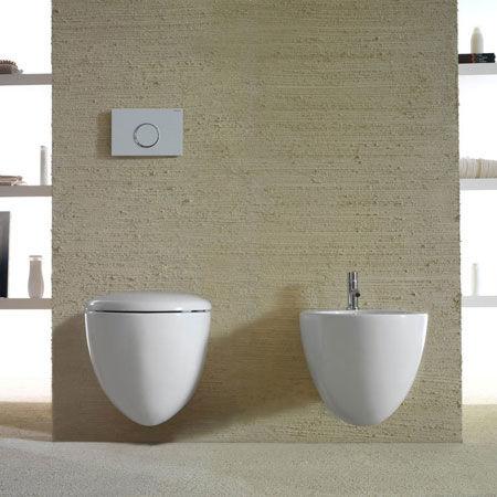 WC et bidet Bowl+