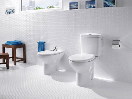 WC and bidet Neo Victoria