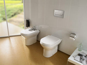 Wc and bidet Nexo